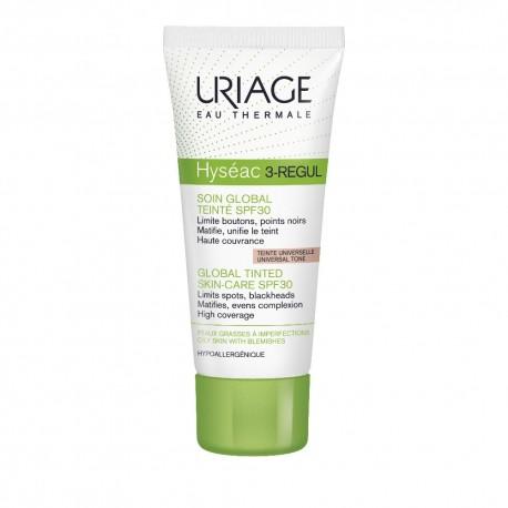 Uriage Hyseac 3-Regul Global Tinted Skin-Care SPF30 40ml