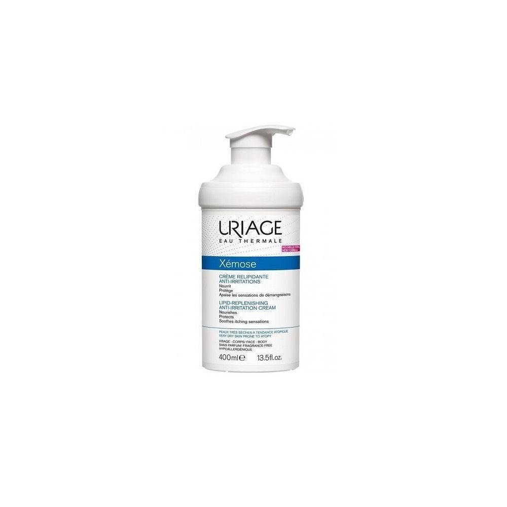 Uriage Xemose Lipid Replenishing Anti-Irritation Cream 400ml