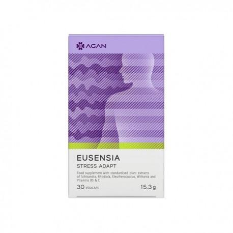 Agan Eusensia Stress Adapt 30vegicaps