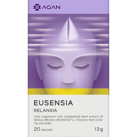 Agan Eusensia Relanxia 20vegicaps