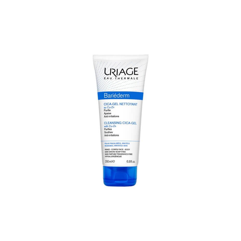 Uriage Bariederm Cleansing Cica-Gel 200ml