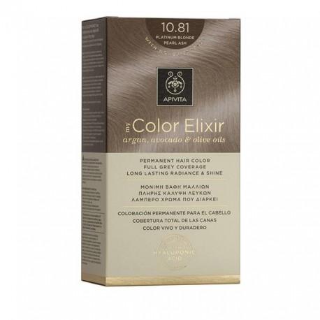Apivita My Color Elixir Μόνιμη Βαφή Μαλλιών  Κατάξανθο Περλέ Σαντρέ 10.81  1τμχ