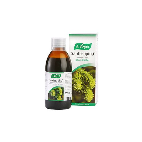 A.VÓGEL - Santasapina Sirup 100 ml