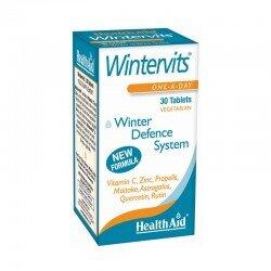 Health Aid Wintervits με Πρπόπολη 30tabs