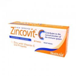 Health Aid Zincovit C 60tabs