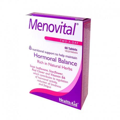 Health Aid Menovital 60tabs