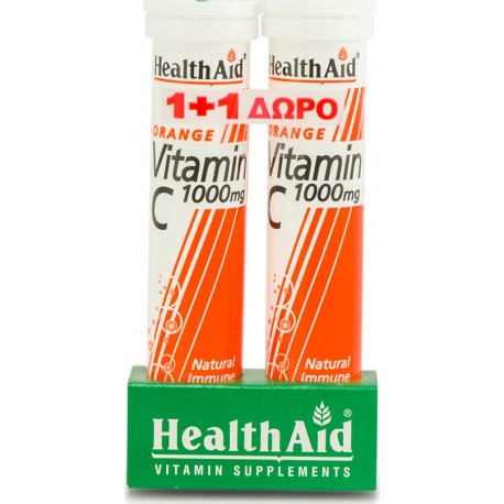 Health Aid Vitamin C 1000mg