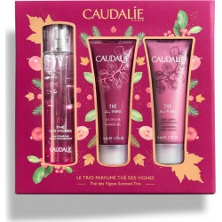 Caudalie Promo The Des Vignes Fresh Fragrance 50ml & ΔΩΡΟ Shower Gel 50ml & Nourishing Body Lotion 50ml