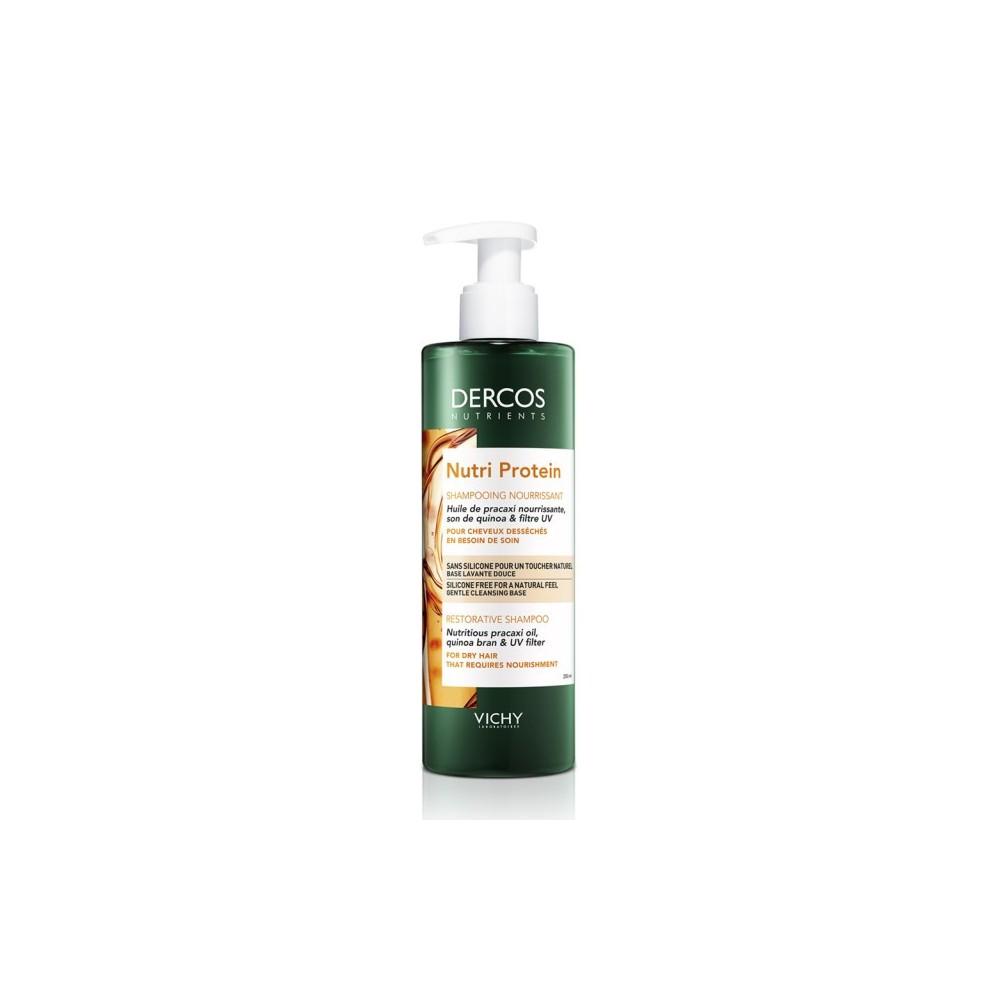 Vichy Nutri Protein Σαμπουάν για Ξηρά Μαλλιά 250ml