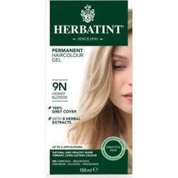 Herbatint Permanent Haircolor Gel 9N Ξανθό Μελί