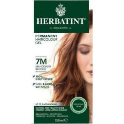 Herbatint Permanent Haircolor Gel 7M Ξανθό Μαόνι
