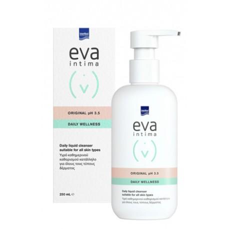 Intermed Eva Intima Wash Original Υγρό Καθαρισμού Ευαίσθητης Περιοχής χωρίς Σαπούνι 250ml