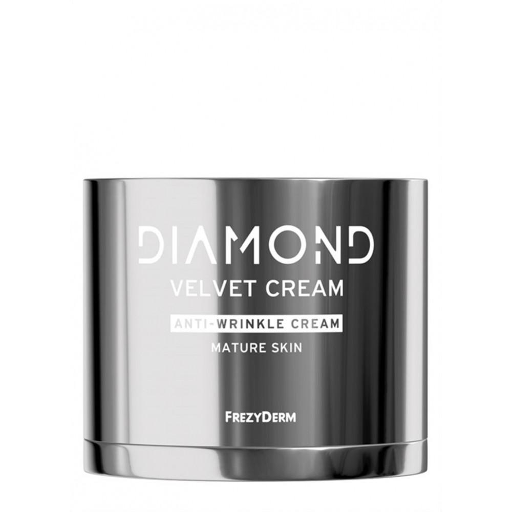 Frezyderm Diamond Velvet Anti-Wrinkle Cream Αντιγηραντική Κρέμα για Ώριμες Επιδερμίδες 50ml