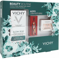 Vichy Beauty Routine σετ Slow Age Fluid SPF25 50ml & Masque Glow Peel Mask 75ml & Liftactiv Glyco-C Night Peel 2ml