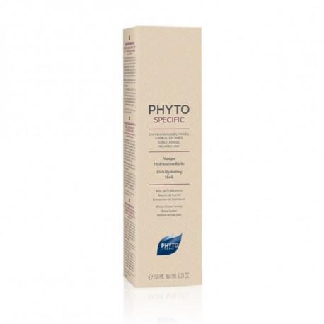 Phyto Specific Rich Hydrating Mask για Πολύ Σγουρά Μαλλιά 150ml
