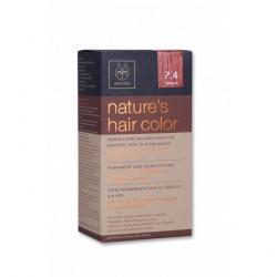 Apivita Nature's Hair Color 7.4 Χάλκινο