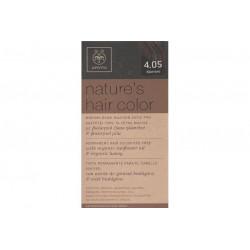 Apivita Nature's Hair Color 4.05 Κάστανο
