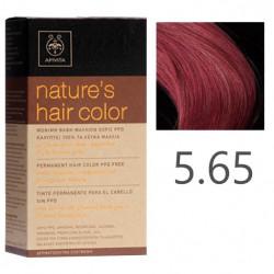 Apivita Nature's Hair Color 5.65 Μαονί