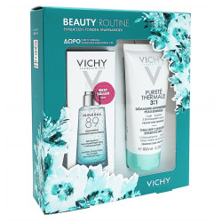 Vichy Πακέτο Προσφοράς Beauty Routine με Mineral 89 Booster 50ml & Purete Thermale 3σε1 100ml