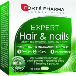 Forte Pharma Expert Hair & Nails 28 tabs