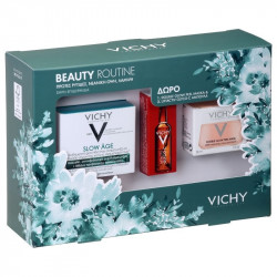 Vichy Beauty Routine σετ Slow Age Cream SPF30 50ml & Masque Glow Peel Mask 75ml & Liftactiv Glyco-C Night Peel 2ml