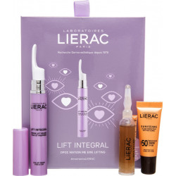 Lierac Set Lift Integral Eye Lift Serum Eyes & Lids 15ml + Cica-Filler serum 10ml + Sunissime fluide SPF50+ 10ml