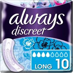 Always Discreet Long Size 4...