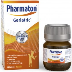 Pharmaton Geriatric Δισκία...