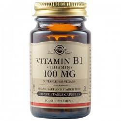 Solgar Vitamin Β1 (Θειαμίνη...