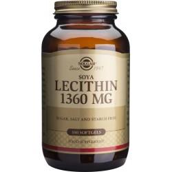 Solgar Lecithin 1360mg 100caps