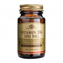 Solgar Vitamin B6 50mg 100tabs