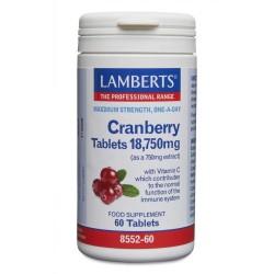 Lamberts Cranberry 18,750mg...