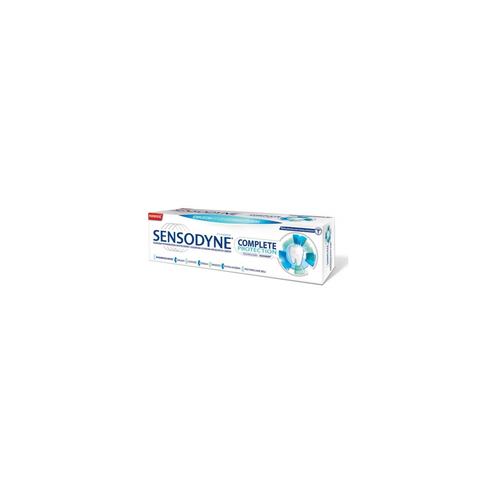 SENSODYNE Complete Protection Οδοντόκρεμα για Ευαίσθητα Δόντια 75ml