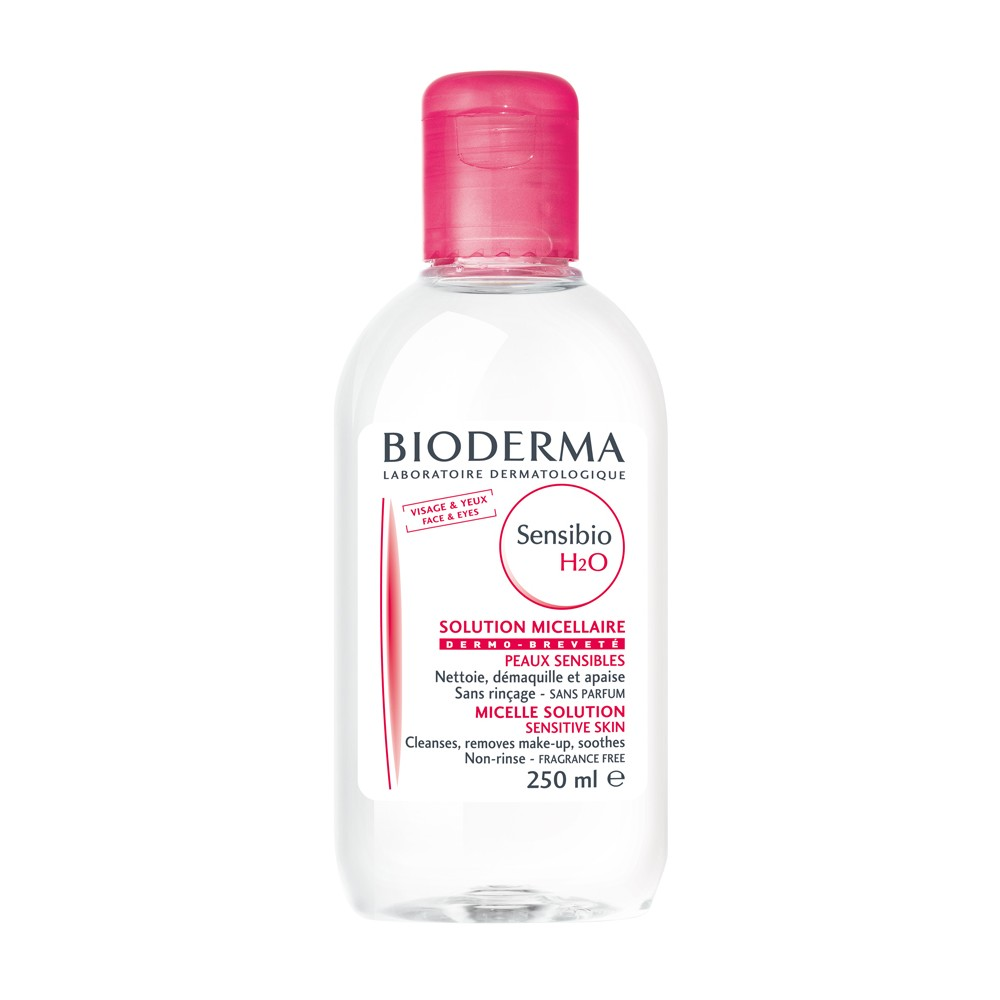 BIODERMA - SENSIBIO H2O 250 ml