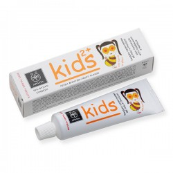 APIVITA - KIDS 2+ Kids Toothpaste with pomegranate & propolis