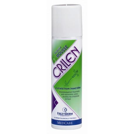 FREZYDERM - CRILEN Hydrative insect repellent mousse. 150 ml